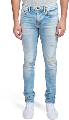 PRPS Windsor Ripped Extra Slim Fit Jeans