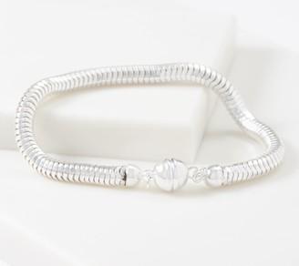 UltraFine Polished Chain Magnetic Clasp Bracelet, 9.2g