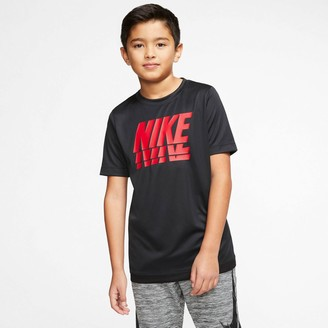 Nike Boys 8-20 Trophy Graphic Training Top