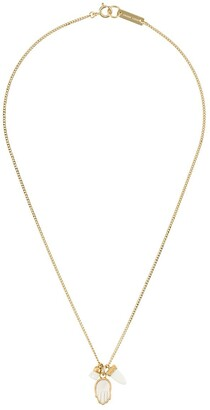 Isabel Marant Hand Penant Necklace