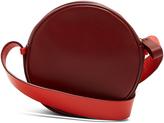 Diane von Furstenberg Circle leather cross-body bag