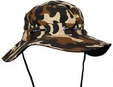 DRY77 Military Camouflage Pattern Fisherman Bucket Hat