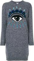 Kenzo Eye jumper dress