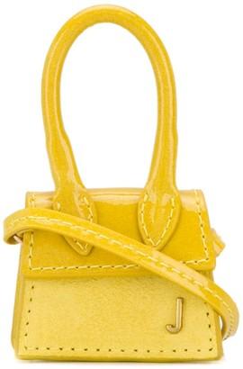 Jacquemus Le Petit Chiquito mini leather tote bag