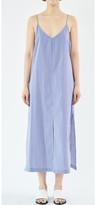 P & Lot Stripe Long Dress