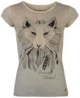 Firetrap Blackseal Clash T Shirt