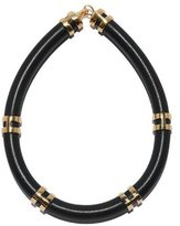 Lizzie Fortunato Black Double Take Choker of Length 45cm