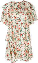 Vivetta floral layered dress