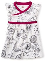 Tea Collection Infant Girl's Everlasting Wrap Dress