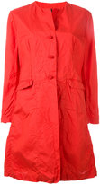 Daniela Gregis - midi coat - women - Cotton - 2