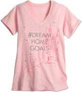 Disney Princess Castle Tee for Women