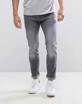 Esprit Skinny Fit Jeans In Grey Wash