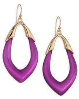 Alexis Bittar Lucite Marquis Orbit Drop Earrings