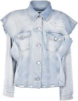 MM6 MAISON MARGIELA Structured Denim Jacket