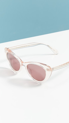 Oliver Peoples Rishell Sunglasses