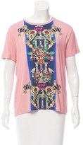 Mary Katrantzou Jewel-Print Scoop Neck T-Shirt