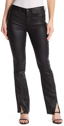 Free People Spellbound Coated Bootcut Jeans