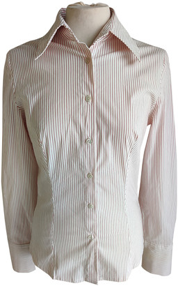Flavio Castellani White Cotton Tops