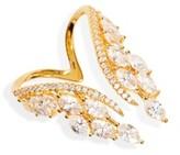 Shashi Women's Isabella Crystal Wing Ring