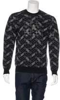 Alexander Wang Geometric Print Wool Sweaters