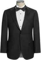 Hickey Freeman Satin Finish Tuxedo - Worsted Wool (For Men)