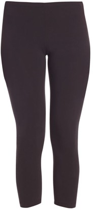 Splendid Cropped Stretch Cotton Leggings