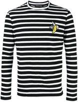 Markus Lupfer striped longlseeved T-shirt