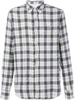 Officine Generale checked shirt