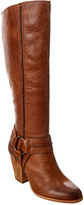 Frye Essa Seam Harness Leather Tall Boot