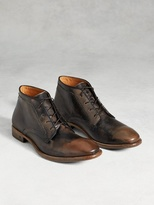 John Varvatos Fleetwood Cut Stitch Chukka Boot