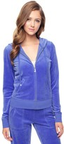 Juicy Couture J Bling Original Velour Jacket