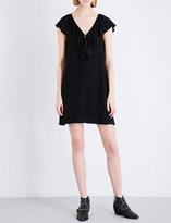 Claudie Pierlot Rock crepe dress