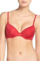 Calvin Klein Women's Signature Underwire T-Shirt Bra