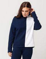 Reebok Mock Turtle Womens Sweatshirt