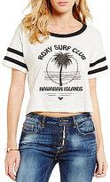 Roxy Sake Sumo Surf Club Graphic Ringer Tee
