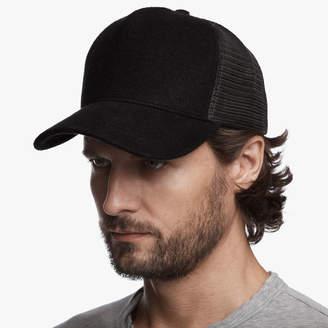 James Perse Terry Trucker Hat