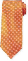 Stefano Ricci Neat Printed Silk Tie