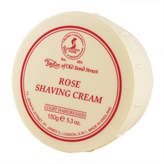 Taylor of Old Bond Street Rose Shaving Cream Bowl by 150g Shave Cream)
