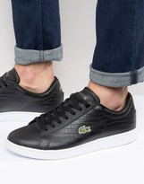Lacoste Carnaby Evo Croc Trainers