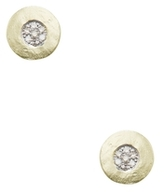 Meira T 14K Yellow Gold & 0.08 Total Ct. Diamond Stud Earrings