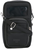 Givenchy cross body window bag - men - Acrylic/Polyamide - One Size