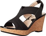 Adrienne Vittadini Footwear Women's Carinea Wedge Sandal