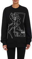 Givenchy Women's Cotton Sweatshirt