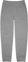 A.p.c. Grey Terry Jogging Trousers