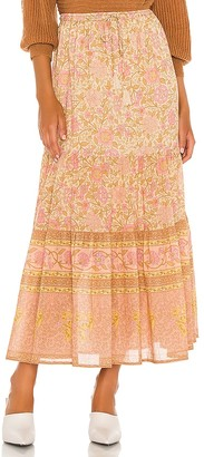 Spell Love Story Boho Skirt