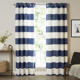 Nautica Cabana Stripe Curtain Panels