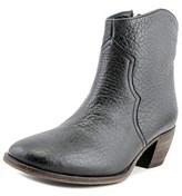 Luca Valentini Eleonora Round Toe Leather Ankle Boot.