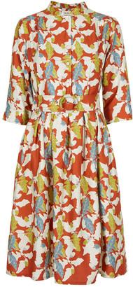 Palava Cynthia - Rust Acorn Dress
