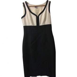 Hobbs Navy Silk Dress for Women