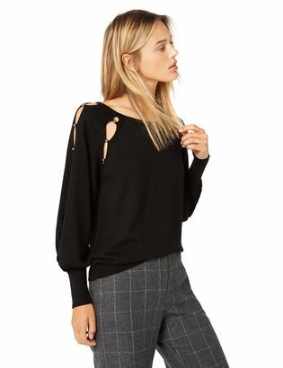 Ramy Brook Women's Nadine Beaded Sweater